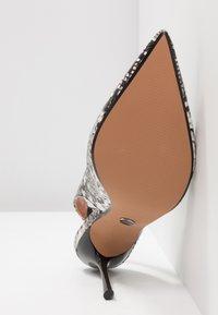Topshop - GARDEN SLING POINT - High heels - beige - 6