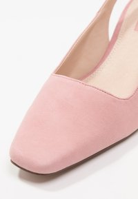 Topshop - JUSTIFY SLING COURT - Pumps - nude - 2