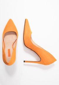 Topshop - GRAMMER - Hoge hakken - orange - 3