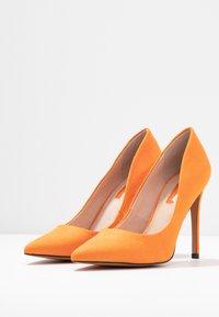 Topshop - GRAMMER - Hoge hakken - orange - 4