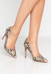 Topshop - GRAMMER - High heels - multicolor - 0