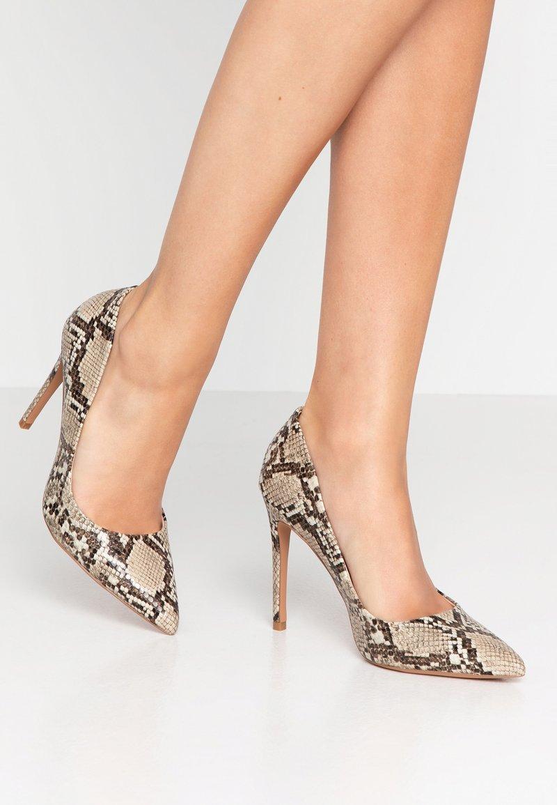Topshop - GRAMMER - High heels - multicolor