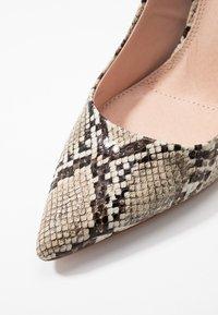 Topshop - GRAMMER - High heels - multicolor - 2