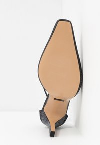 Topshop - GLORIA ELONG SHOE - High heels - pewter - 6