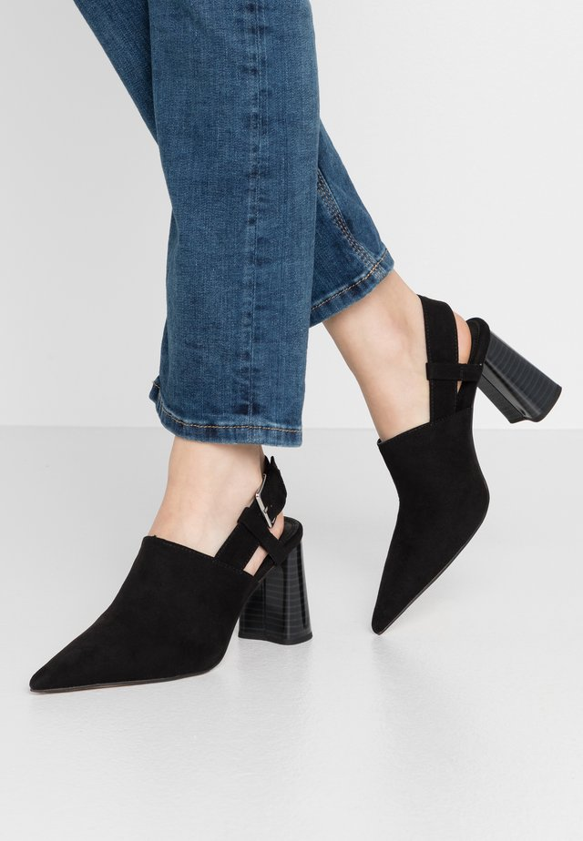 FARGO SHOE - Klassiska pumps - black