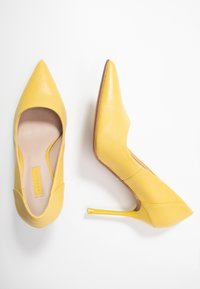 Topshop - FREYA COURT SHOE - High heels - yellow - 3