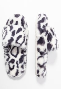 Topshop - CONTRAST ANIMAL PLATFORM SLIDER  - Slippers - multicolor - 3