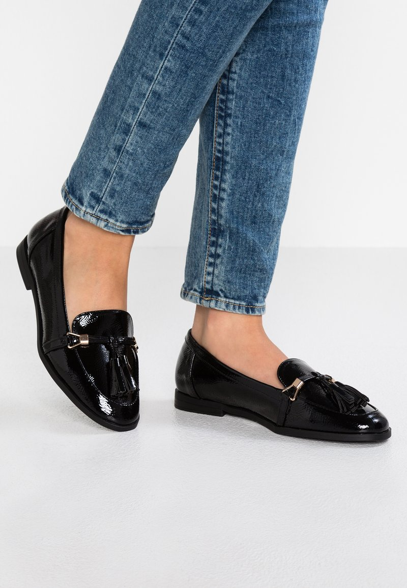 Topshop - LEA - Loafers - black