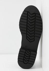Topshop - ARCHER LACE UP - Šněrovací boty - black - 6