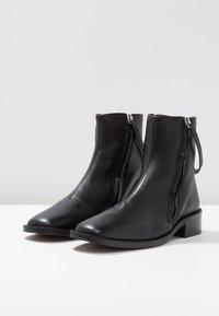 Topshop - AUBREY - Classic ankle boots - black - 4