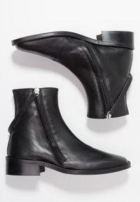 Topshop - AUBREY - Classic ankle boots - black - 3
