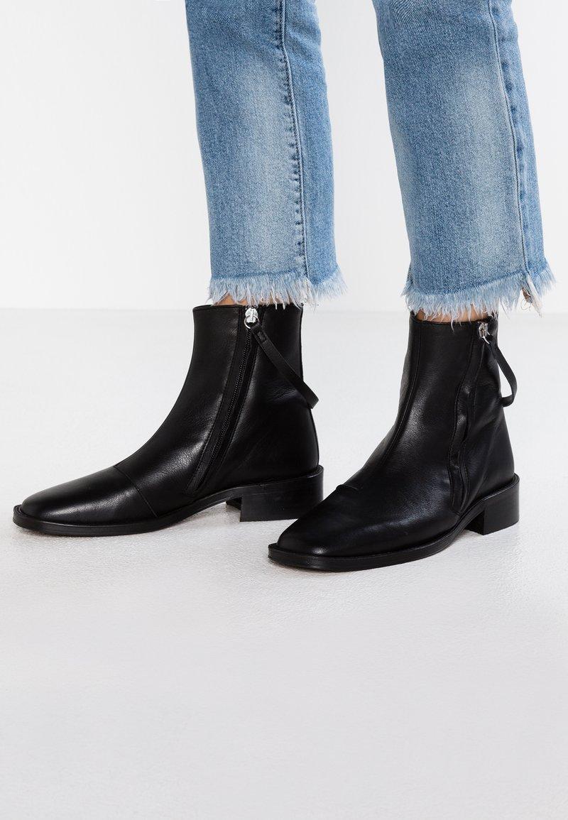 Topshop - AUBREY - Classic ankle boots - black