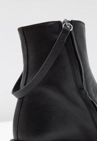 Topshop - AUBREY - Classic ankle boots - black - 2