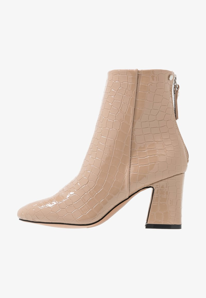 Topshop - BELIZE SMART BOOT - Stiefelette - taupe
