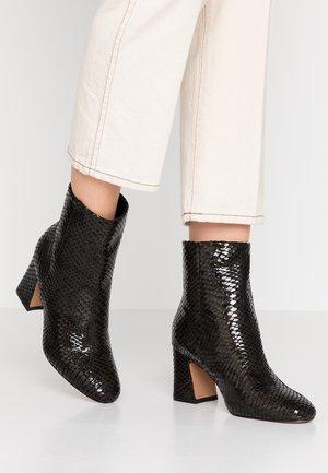BELIZE SMART BOOT - Kotníkové boty - khaki