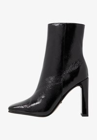 Topshop - HALIA SQUARE TOE - High heeled ankle boots - black - 1