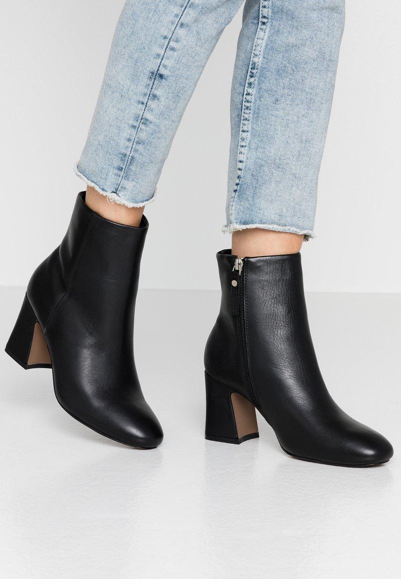 Topshop - MONACO BOOT - Classic ankle boots - black