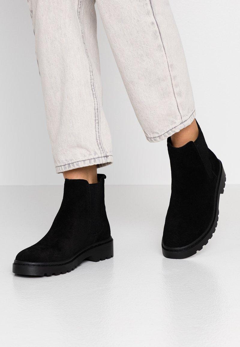 Topshop - BRAMBLE CHELSEA BOOT - Classic ankle boots - black