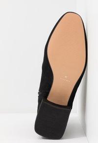 Topshop - KANSAS SMART BOOT - Korte laarzen - black - 6