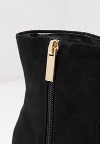Topshop - KANSAS SMART BOOT - Korte laarzen - black - 2