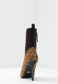 Topshop - HOLLY POINT BOOT - Kotníková obuv na vysokém podpatku - multicolor - 5