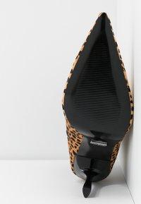 Topshop - HOLLY POINT BOOT - Kotníková obuv na vysokém podpatku - multicolor - 6