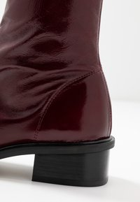 Topshop - ARROW  BOOT - Stivaletti - burgundy - 2