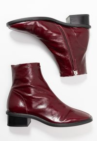 Topshop - ARROW  BOOT - Stivaletti - burgundy - 3