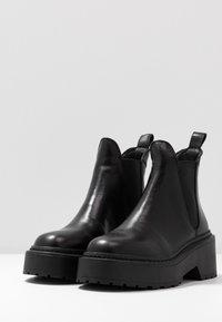 Topshop - AIDEN  - Korte laarzen - black - 4