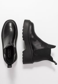 Topshop - AIDEN  - Korte laarzen - black - 3