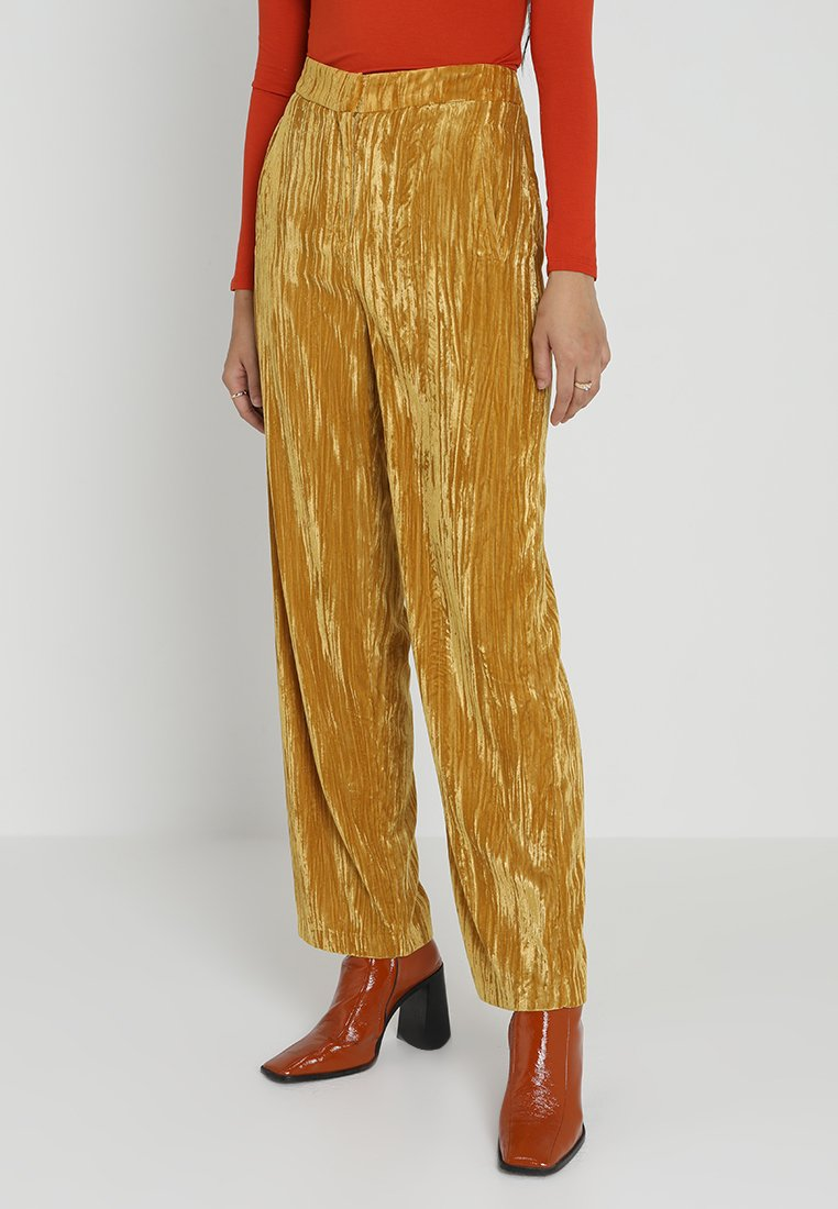 Topshop - SLOUCH - Blazere - yellow