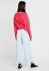 Topshop - Pantalones - pale blue - 2