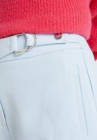 Topshop - Pantalones - pale blue - 4