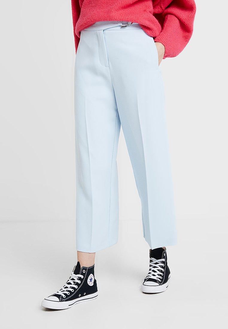 Topshop - Pantalones - pale blue