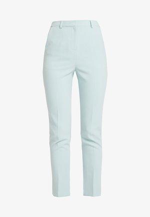 SPLIT - Trousers - pistachio