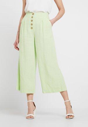 Pantalon classique - apple