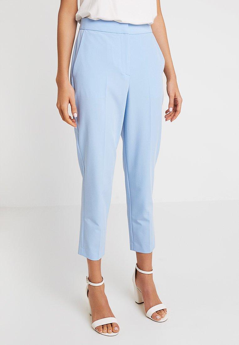 Topshop - TAYLOR - Pantalones - pale blue