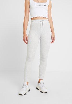 JEGGER - Teplákové kalhoty - ecru
