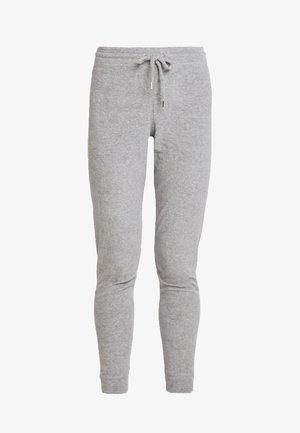 TOWELLING JEGGER - Pantaloni sportivi - grey