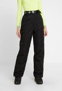 Topshop - SNO MOON - Pantaloni - black - 0
