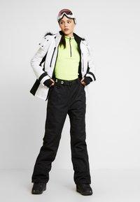 Topshop - SNO MOON - Pantaloni - black - 1