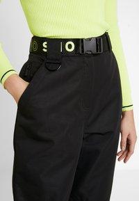 Topshop - SNO MOON - Pantaloni - black - 4