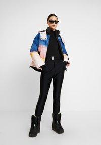 Topshop - SNO VENUS DISCO - Pantaloni - black - 1