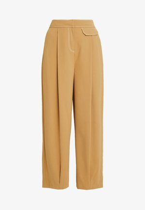 MAJOR  - Trousers - ochre