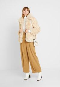 Topshop - MAJOR  - Trousers - ochre - 2