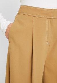 Topshop - MAJOR  - Trousers - ochre - 6