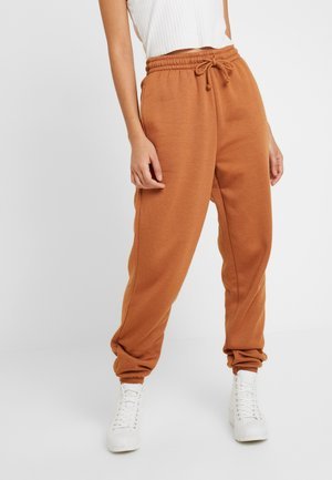 BERTIE JOGGER - Tracksuit bottoms - brown