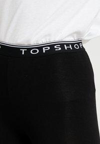 Topshop - NEW 2 PACK - Legging - black - 5