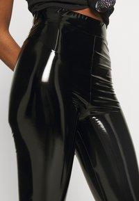 Topshop - Legíny - black - 4