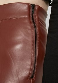 Topshop - PIPER  - Trousers - brown - 4